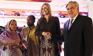 Inclusive financing improving in Pakistan, says Queen Maxima