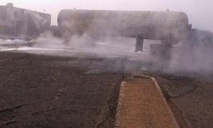 12 dead, 20 injured in tanker collision near Nankana Sahib