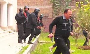 راولپنڈی: کالج میں حملے کی افواہ، انتظامیہ کی دوڑیں لگ گئیں