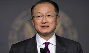 World Bank committed to tackling poverty: Kim
