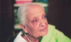 Obituary: Bajia — the lady with old-world charm