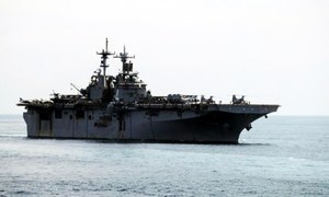 US, India consider joint sea patrols