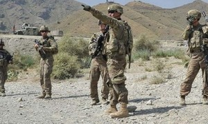 American troops being deployed to prevent Taliban takeover of Helmand