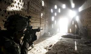 With fewer US troops in Afghanistan, pressure grows for more air strikes