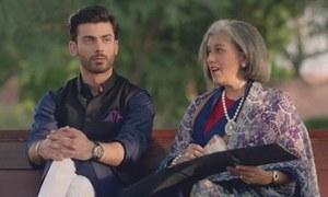 رتنا پاٹھک شاہ میری مستقل فلمی ماں ہیں، فواد خان