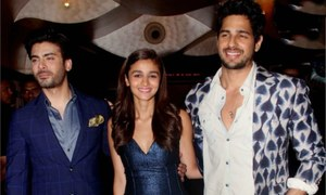 What went down at Fawad Khan's Kapoor & Sons trailer launch