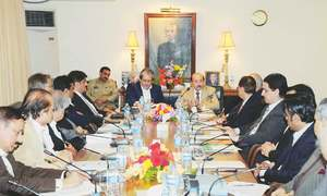 Sindh govt ready to award K-IV project contract to FWO