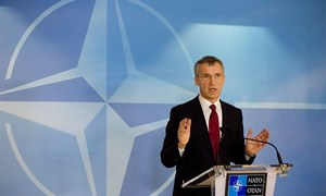 Nato launches mission to stop smuggling of people