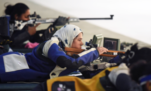 Silver lining for Pakistan's shooters as athletes claim five bronze medals