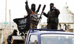'داعش کیمیائی ہتھیار استعمال کر رہی ہے'