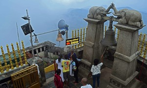 Adam's Peak, a sacred spot for believers of every faith— and those that have none