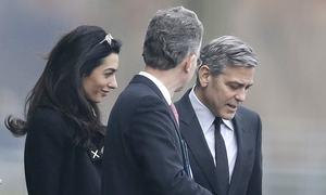 Clooney says US Muslim ban won't happen