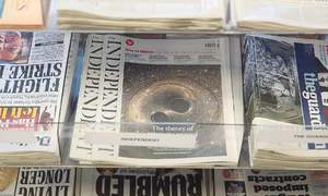 UK's The Independent to drop print edition