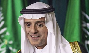 Saudi FM says 'be patient' on women's rights