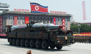 N. Korea follows Indo-Pakistan down the nuclear gutter