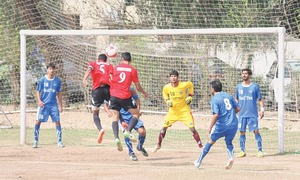 Karachi United join Army in quarters, Bhatti United win shootout
