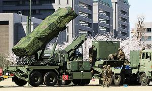 US deploys Patriot missiles in S. Korea