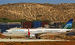 Shebab claims bomb attack on Somali plane