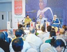 FESTIVAL: Urdu makes it big