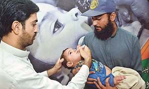 Countrywide anti-polio drive to start from Monday