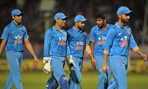 Consistency will give us World T20 confidence, says Indian skipper Dhoni