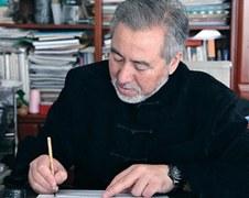 Chinese master calligrapher explains Islamic art