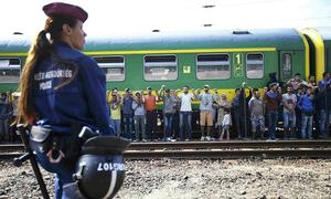 View from abroad: The Balkans' macabre race to be tough on refugees