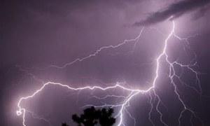 Lightning strike kills seven in Khushab