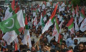 Altaf Hussain: Politics on mute