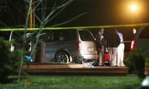 امریکا میں فائرنگ، 7 افراد ہلاک