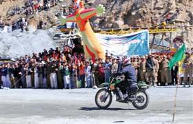 Snow jeep rally concludes in Upper Dir
