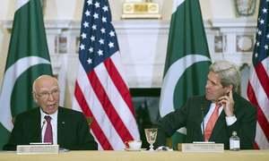 'پاکستان کو انسداد دہشت گردی کیلئے ایف-16 طیاروں کی ضرورت'