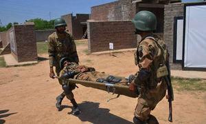 جنوبی وزیرستان میں یو ایس ایڈ کے دو اہلکار ہلاک