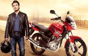 Ali Zafar – Yamaha's man 'who likes his coffee strong and his wheels stronger'