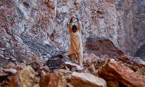Exploiting barite export potential