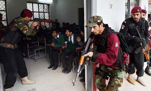 Does well-deployed Peshawar need more security personnel?
