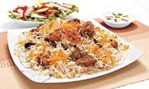 Achaari machli at Shakir Ali's