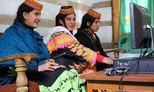 Women benefit most from 'smart villages' in Pakistan's Hindu Kush