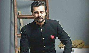 Did Hamza Ali Abbasi just thank the Afghan Taliban?