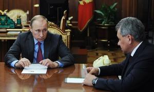 پیوٹن کا شام سے روسی فوجیوں کے انخلاء کا حکم