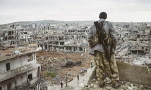 شمالی شام میں کردوں کا وفاقی نظام کا اعلان متوقع