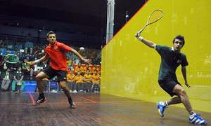 PSF launches Legends vs Champions series in bid to revive squash