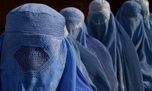 Footprints: 'Afghanistan has become hell for women'