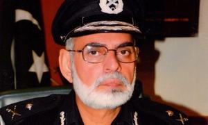 DG Police Muhammad Amlish made new DG FIA