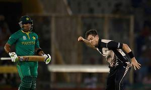 Pakistan v New Zealand — As it happened