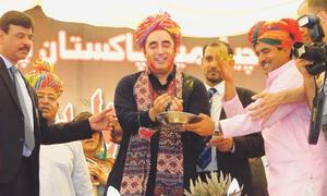 Bilawal vows to keep fighting for rights of minorities