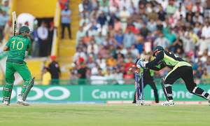 Afridi's boys crash out of World T20 as Aussies run over Pakistan