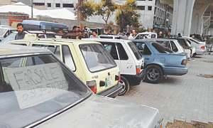Footprints: The car bazaar