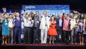 Pakistan bags gold and bronze at the Asian Media Awards