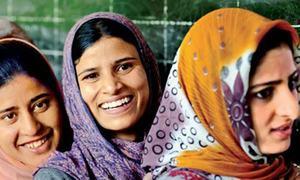 خواتین: روشن مستقبل کی امید